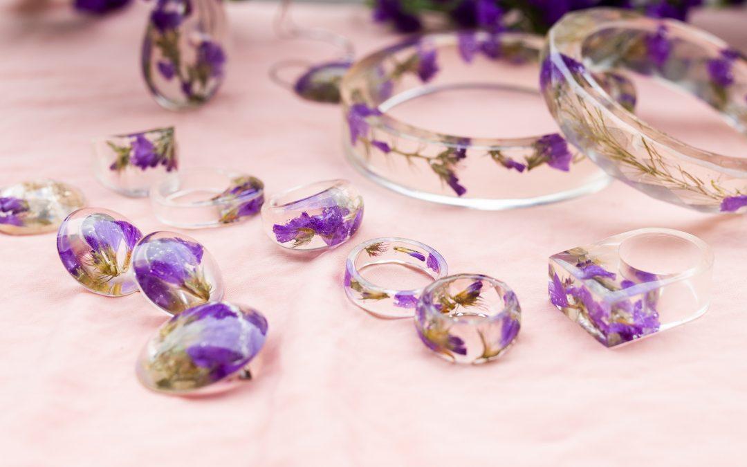 Održavanje nakita sa dvokomponentnom smolom
