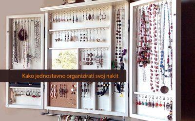 Kako jednostavno organizirati svoj nakit